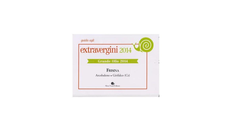 Slow Food Certificate 2014
